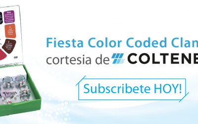 Coltene – Fiesta Color Coded Clamps