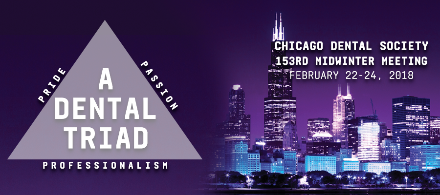 Chicago dental society midwinter meeting exhibitor list