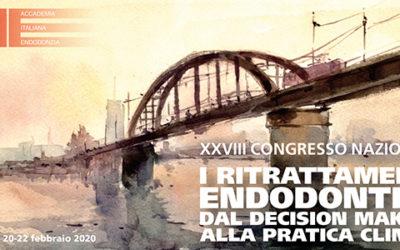 AIE 2020 – Accademia Italiana di Endodonzia – XXVIII Congresso Nazionale