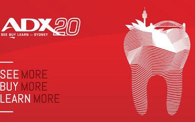 ADX 2020 – Sydney – Australia's Premier Dental Event