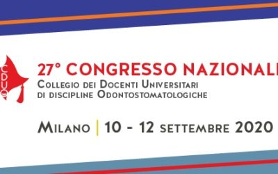27th National Congress – Congress of University Professors of Dental Discipline