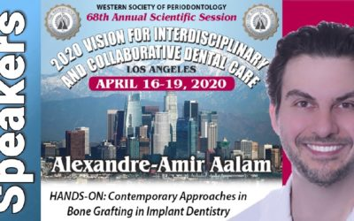 Western Society of Periodontology 2020 – 68th Annual Scientific Session