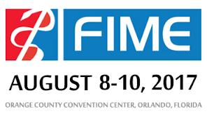 FIME 2017 Orange County Convention Center