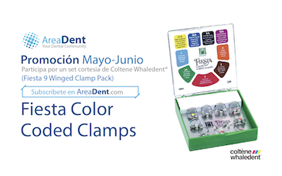Coltene® – Fiesta Color Coded Clamps