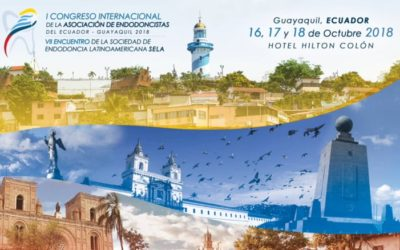 ECUADOR: I Congreso Internacional de la Asociación de Endodoncistas del Ecuador, Guayaquil.