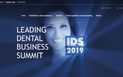 IDS Cologne 2019. Leading Dental Business Summit