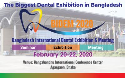 BIDEM 2020 – Bangladesh International Dental Meeting & Exhibition