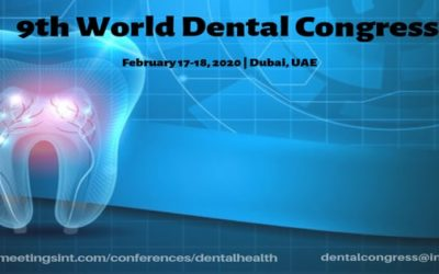 9th World Dental Congress – Explore the latest trends in Dental Health Technology