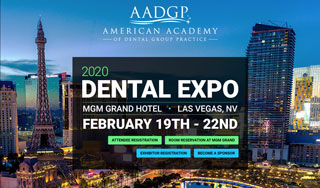 AADGP 2020 – American Academy of Dental Group Practice – Conference and Exhibition