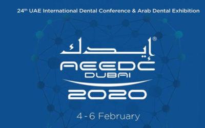 AEEDC 2020 – The 24th edition of the UAE International Dental Conference & Arab Dental Exhibition