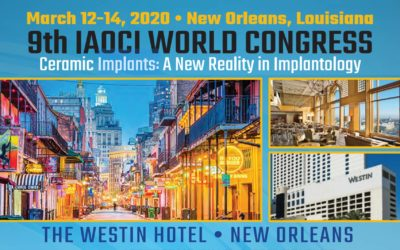 IAOCI 2020 – 9th International Academy of Ceramic Implantology Congress