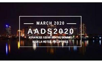 AADS 2020 – Advanced Asian Dental Summit