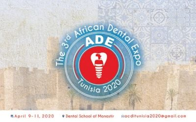 ACDI 2020 – ADE 2020 – 3rd African Congress of Dentistry and Implantology – 3rd African Dental Expo
