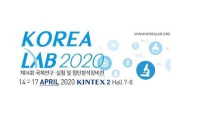 Korea Lab 2020 – 14th Korea International Laboratory & Analytical Equipment Exhibition