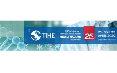 Stomatology Uzbekistan 2020 – TIHE 2020 – 25th International Exhibition
